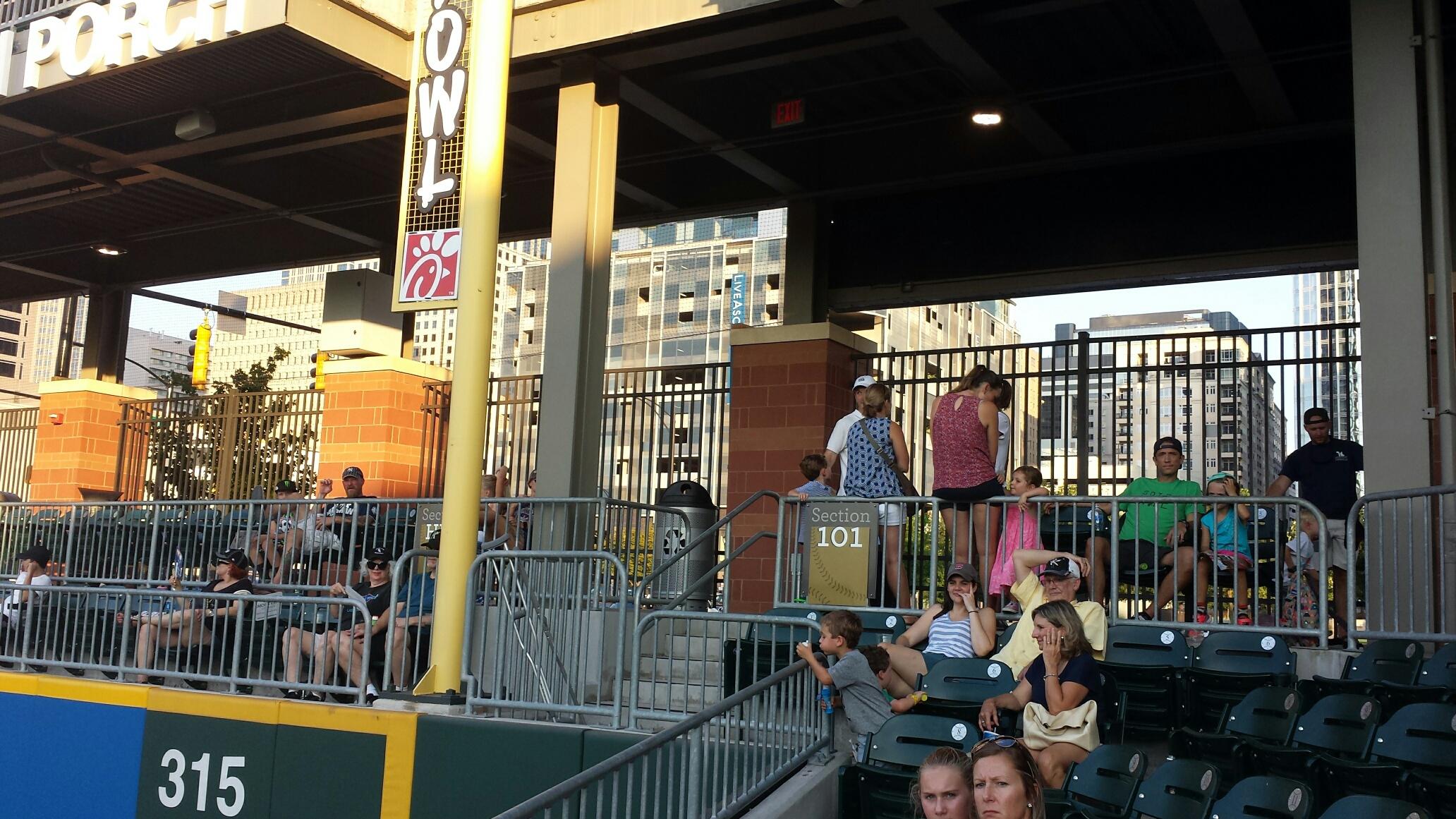 annual baseball game