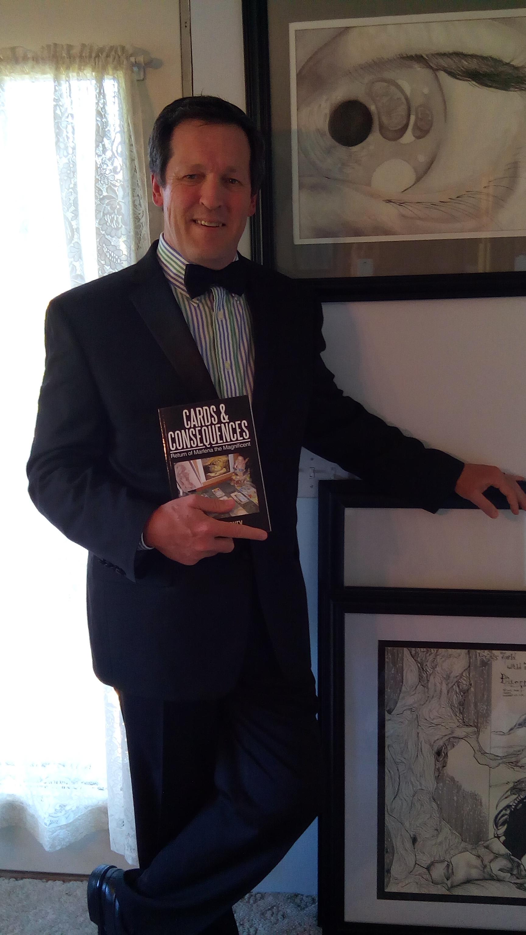author-sharp dressed man